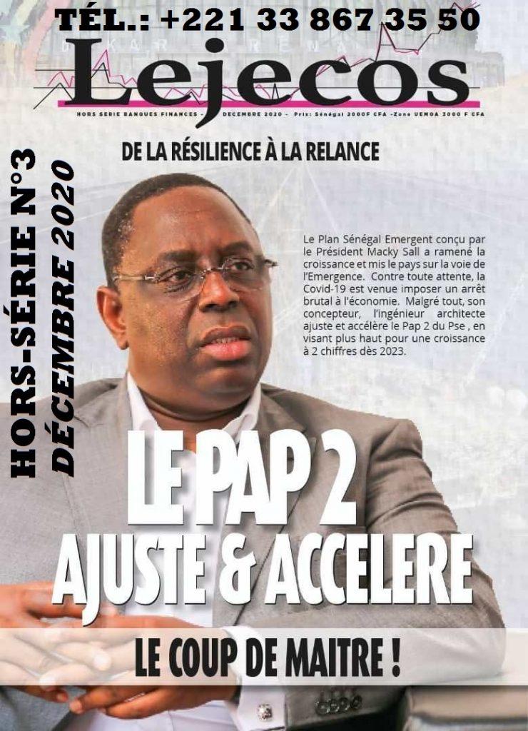 Le Journal de l'Économie Sénégalaise N°3 - Décembre 2020